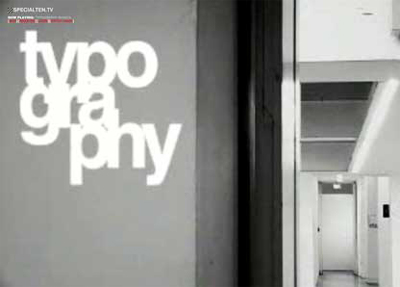 london typography school movie