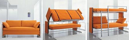 The transformer sofa